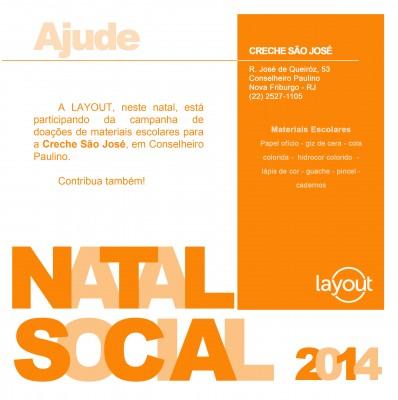 NATAL SOCIAL LAYOUT