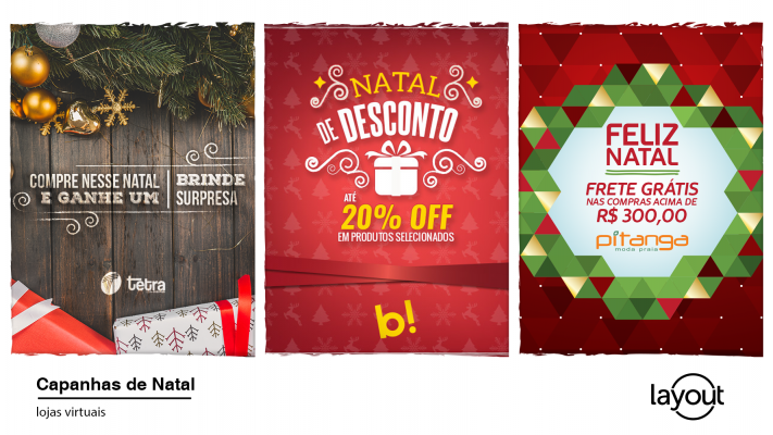 post blog layout campanhas de Natal